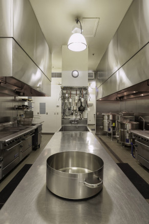 V-Marketplace Event Kitchen