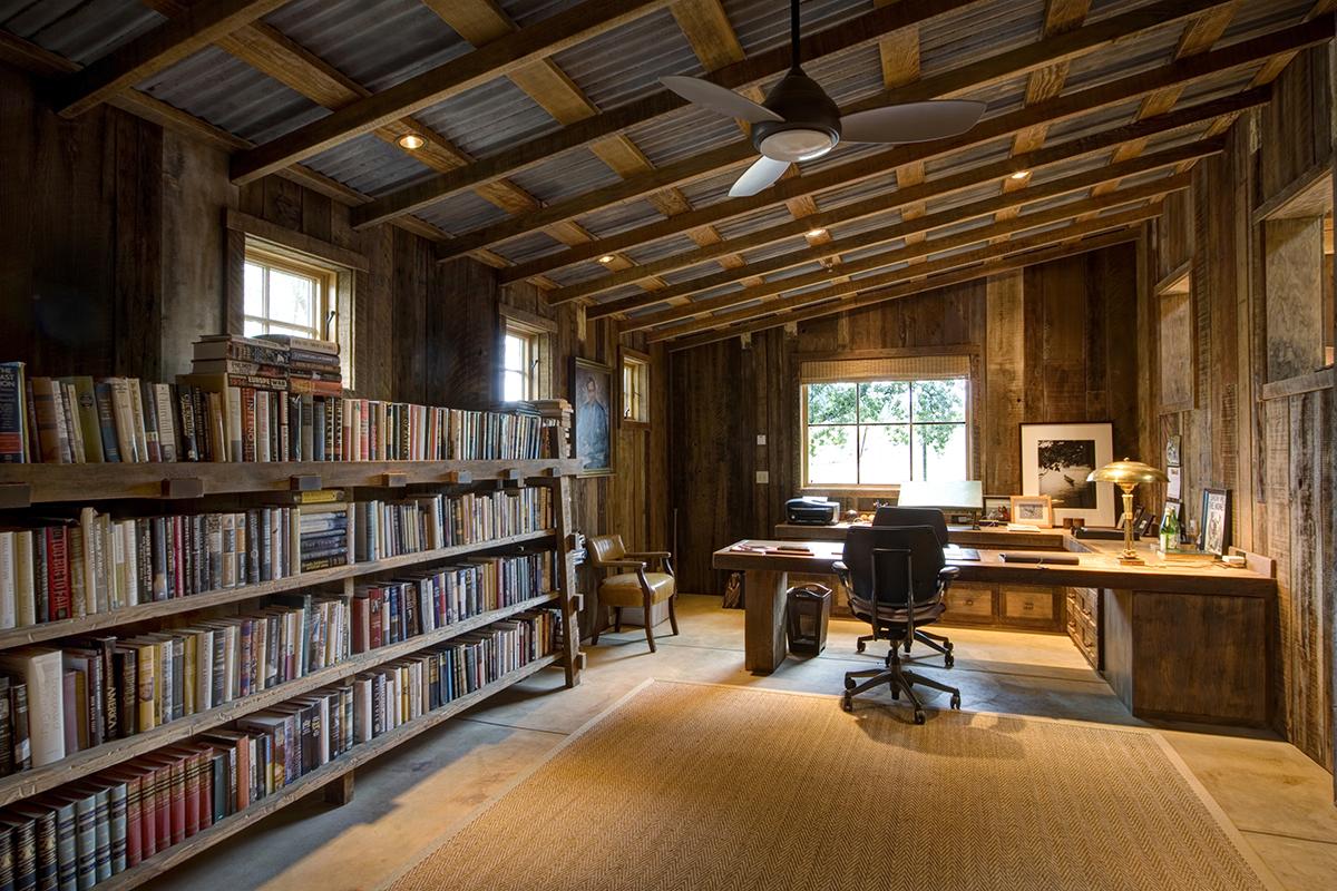 Calistoga Barn Paul Kelley Architecture