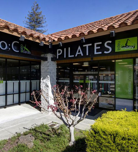Pilates Napa Valley