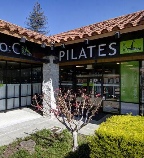 Pilates Napa Valley