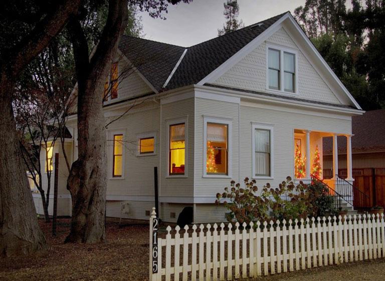 Napa Victorian Farmhouse Remodel