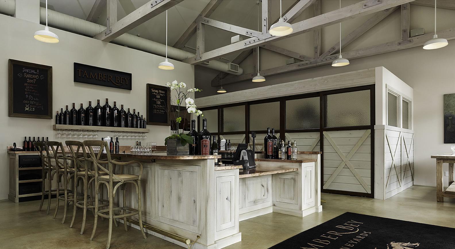 St. Helena Tasting Room