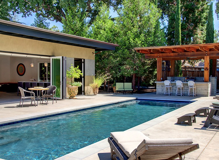 Napa Pool-House Retreat